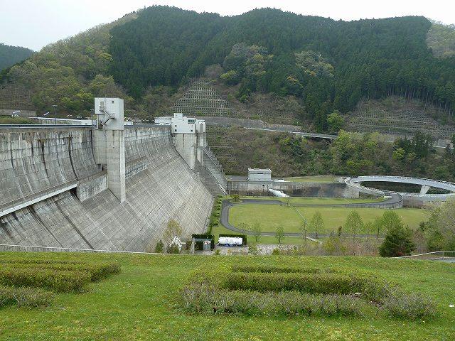 「日吉ダム」の画像検索結果