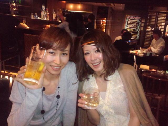 またまた女子会☆ 品川 カルマノ_c0151965_14575924.jpg
