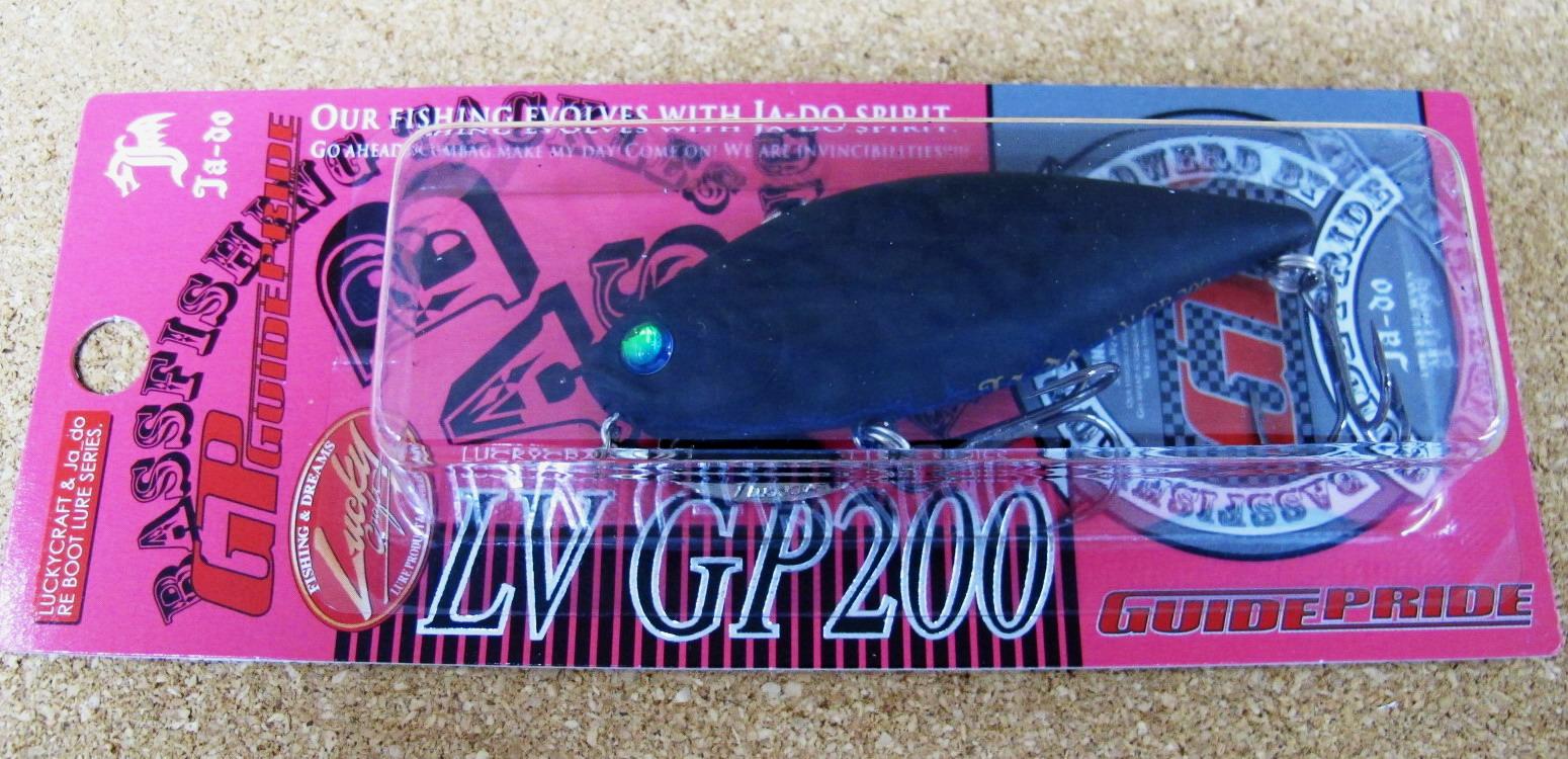 邪道+ラッキークラフト コラボ LV GP200 _a0153216_23374284.jpg