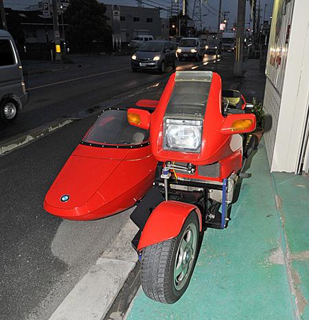 【サイドカーの運転 Part1】_e0218639_21415620.jpg