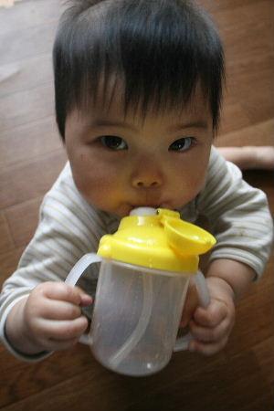赤ん坊 11ヶ月になりました_f0082141_1724377.jpg