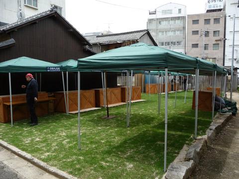 【5月3日(火・祝)】倉敷路地市庭準備…。_c0221349_1845381.jpg