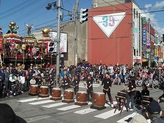 2011年 石動曳山祭り_c0208355_11175431.jpg