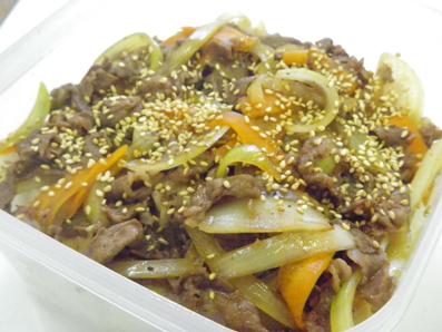 4月17日の弁当とチゲ鶏湯_a0077685_1504991.jpg