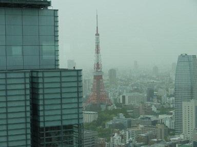 新橋、汐留シティーセンタービル41F Fish Bank TOKYOでランチ(^^♪_b0175688_17121612.jpg