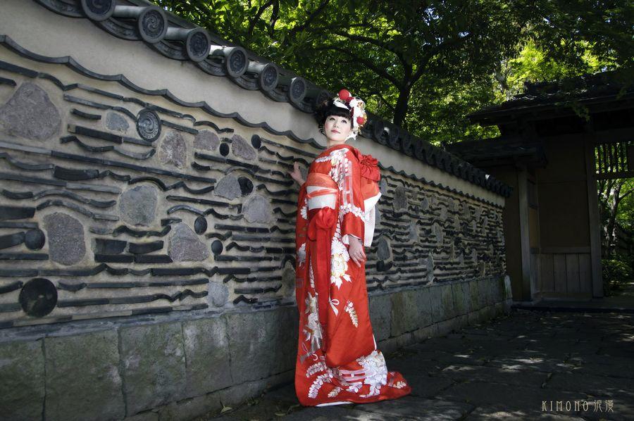 KIMONO浪漫 in FUKUOKA 作品集_e0161697_1122354.jpg