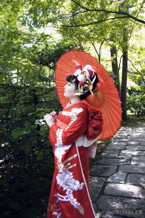 KIMONO浪漫 in FUKUOKA 作品集_e0161697_11255448.jpg