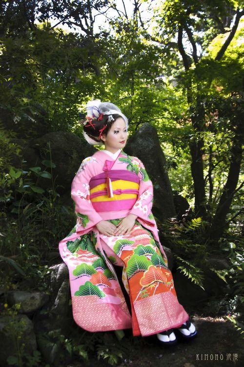 KIMONO浪漫 in FUKUOKA 作品集_e0161697_11273342.jpg