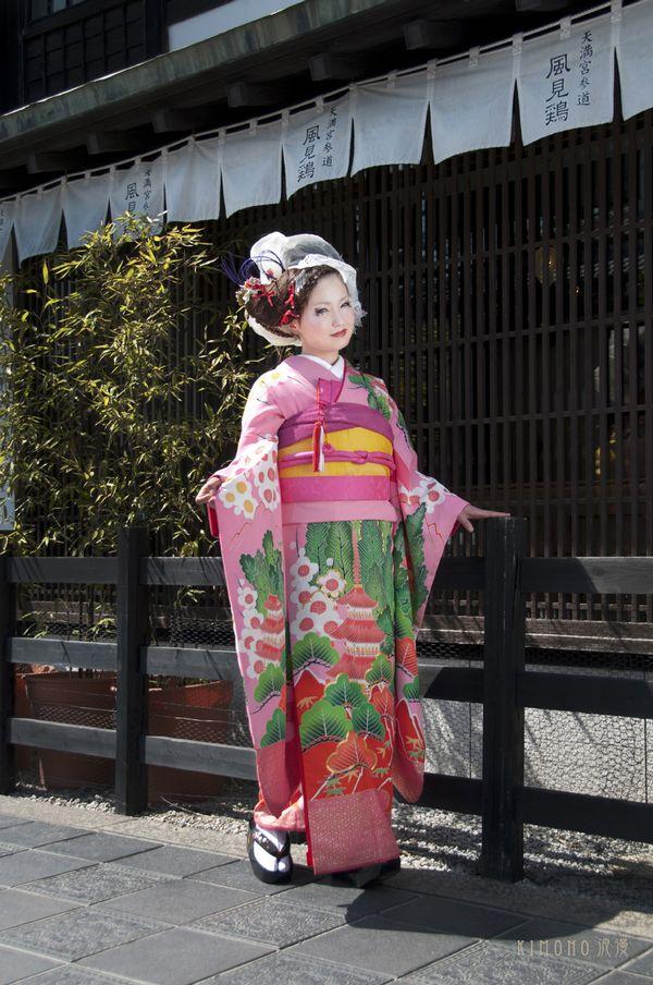 KIMONO浪漫 in FUKUOKA 作品集_e0161697_11291853.jpg