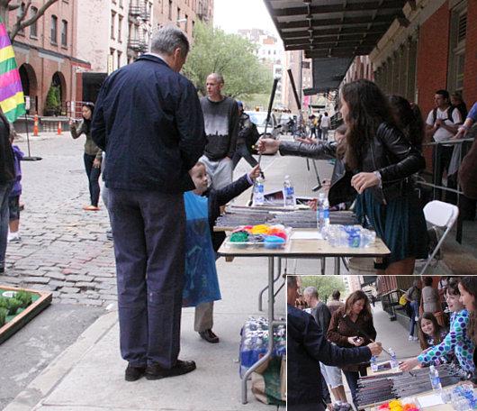 9・11後復興のためにはじまったニューヨークのトライベッカ映画祭とは?_b0007805_0354411.jpg