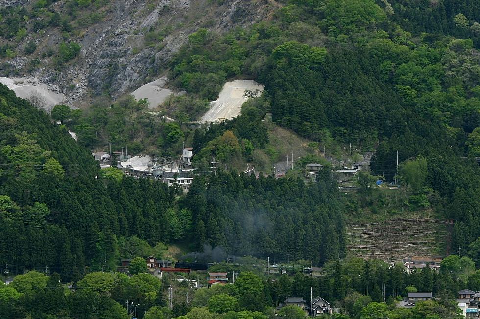 岩山二つ - 武甲山と妙義山 -_b0190710_23403648.jpg