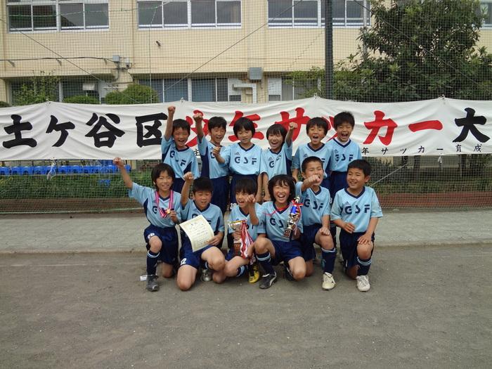 LLクラス第25回保土ヶ谷区大会決勝リーグ・Aチーム_a0109316_1455170.jpg