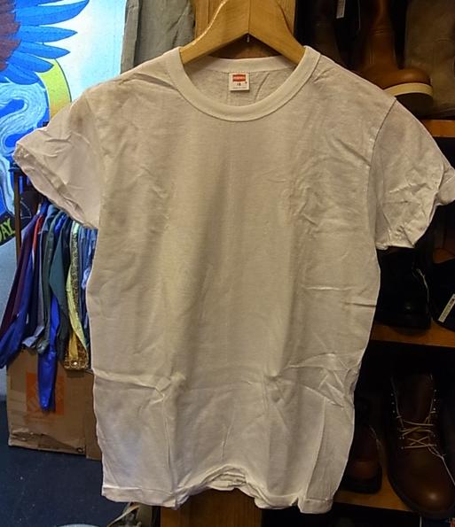 70'S HANES バインダーネック デッドストック Tシャツ!_c0144020_14282045.jpg