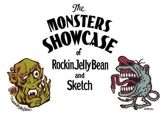 Sketch  &Rockin\'Jelly BeanArt Exhibition _c0089132_10435894.jpg