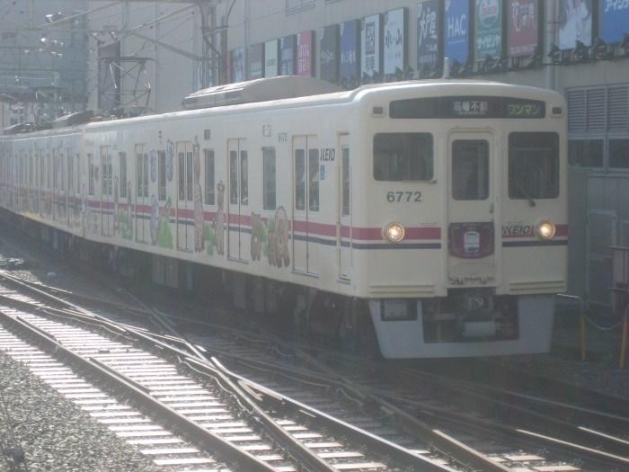2ヶ月前の京王電鉄6000系最終運行_e0120143_23123551.jpg
