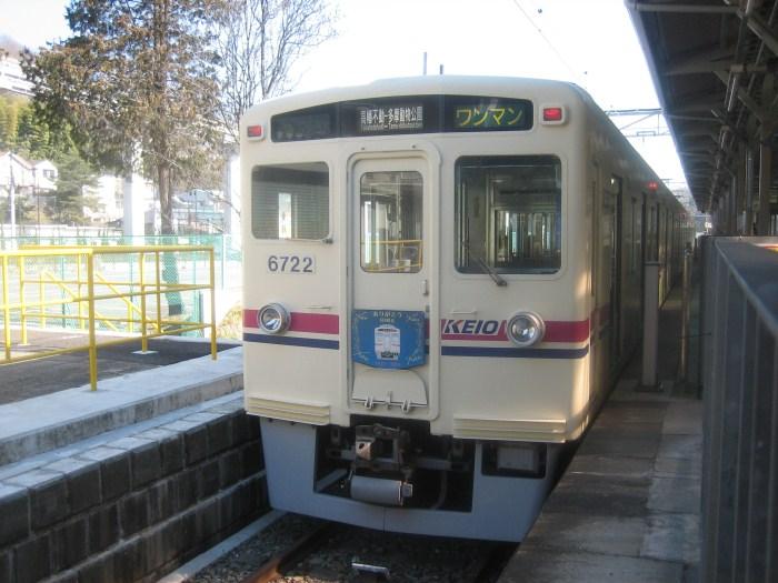 2ヶ月前の京王電鉄6000系最終運行_e0120143_23125035.jpg