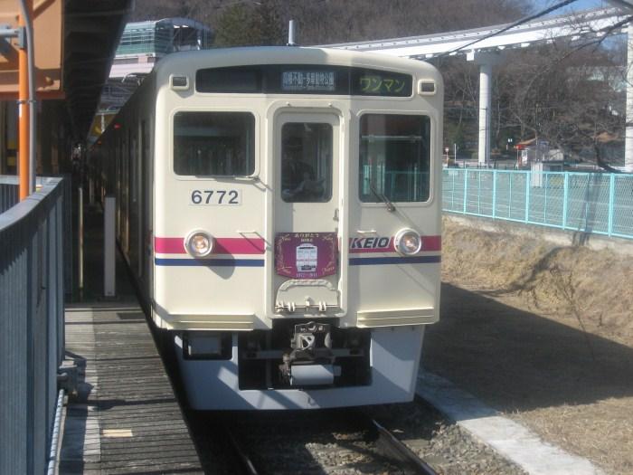 2ヶ月前の京王電鉄6000系最終運行_e0120143_23125792.jpg