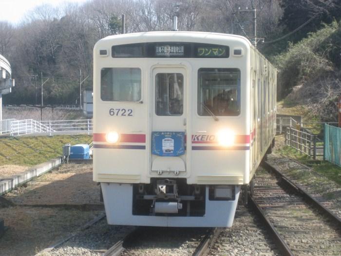 2ヶ月前の京王電鉄6000系最終運行_e0120143_23134633.jpg