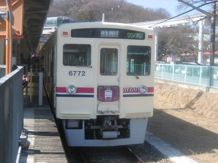 2ヶ月前の京王電鉄6000系最終運行_e0120143_23141428.jpg
