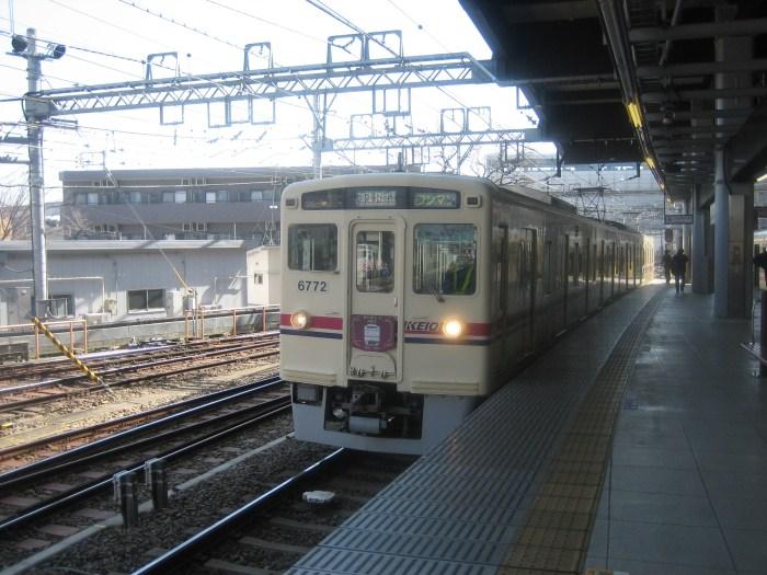 2ヶ月前の京王電鉄6000系最終運行_e0120143_23144077.jpg