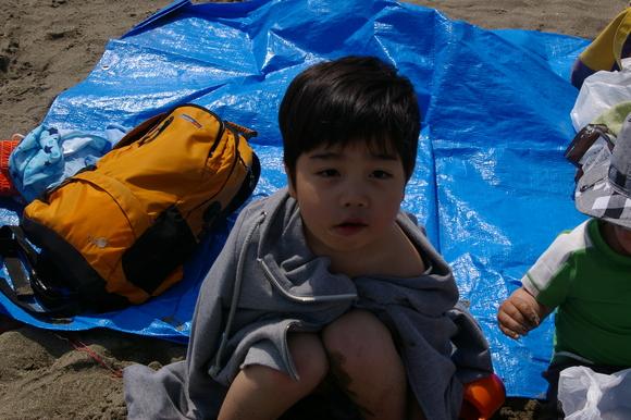 潮干狩りPart 1/shellfish gathering on a beach, part1_a0186568_00339.jpg