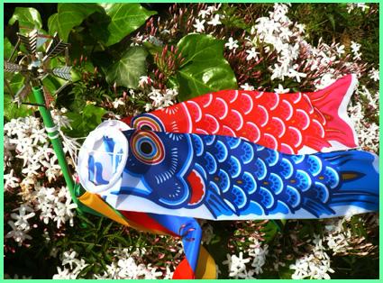 太一の節句。こどもの日、鯉のぼり。_e0236072_22425394.jpg