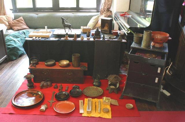 「新緑の鎌倉古美術展」出店レポート_f0151592_19121668.jpg