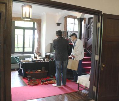 「新緑の鎌倉古美術展」出店レポート_f0151592_19131489.jpg