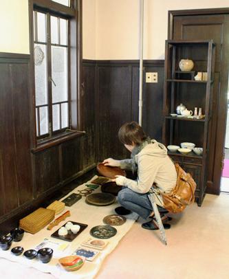 「新緑の鎌倉古美術展」出店レポート_f0151592_1916529.jpg