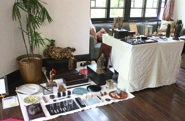 「新緑の鎌倉古美術展」出店レポート_f0151592_1972442.jpg