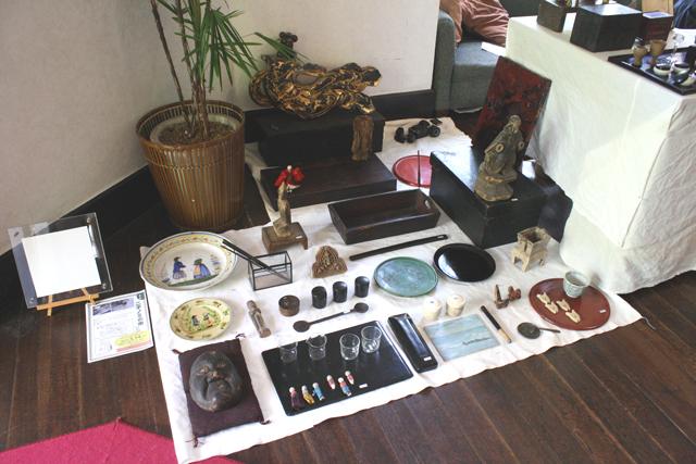 「新緑の鎌倉古美術展」出店レポート_f0151592_1981049.jpg