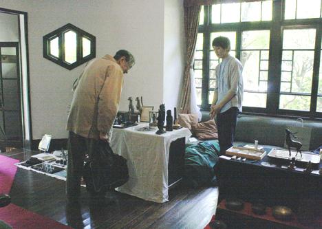 「新緑の鎌倉古美術展」出店レポート_f0151592_1991199.jpg