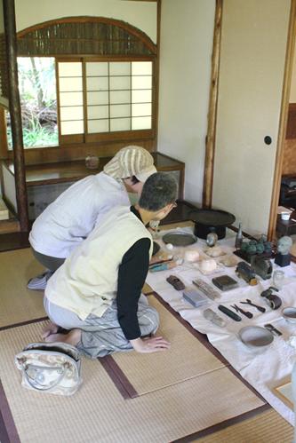 「新緑の鎌倉古美術展」出店レポート_f0151592_2043493.jpg