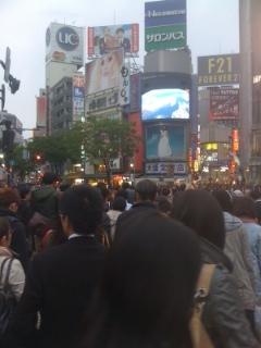 花金の渋谷_c0085539_21163972.jpg