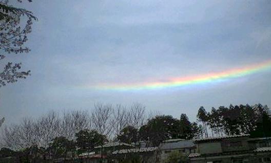 仙台に空からのプレゼント?_c0167961_15125841.jpg