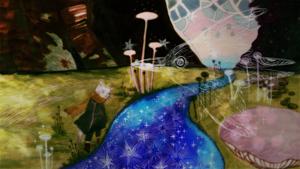 Animation Festival 2011 動画「星河森の踊り子猫」参加します_f0023482_21325937.jpg