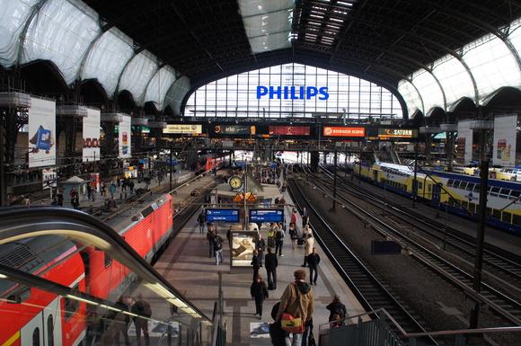 日帰りでハンブルクに行ってきました。_c0180686_1645623.jpg