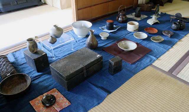 「新緑の鎌倉古美術展」出店レポート_f0151592_19254678.jpg