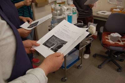 看護師による口腔吸引研修を実施。_a0154110_1131548.jpg