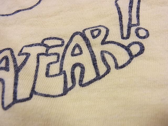 5/7(土)入荷商品!70'S 染み込みプリントTシャツ!_c0144020_21425387.jpg