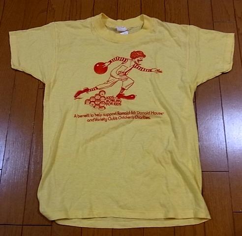 5/7(土)入荷商品!マクドナルドTシャツ!_c0144020_21491763.jpg