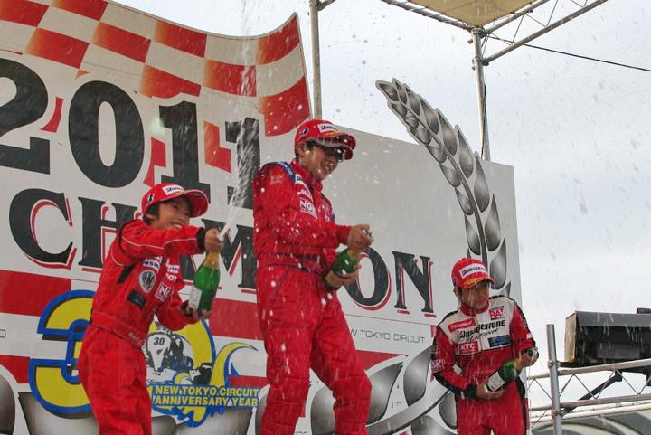 ジュニアカートFes『BSシリーズ』表彰式&レース【2011.5.5】_c0224820_18401665.jpg