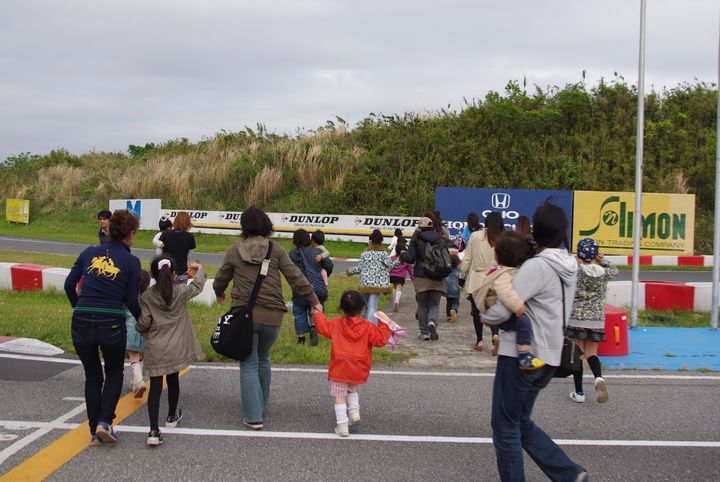 ジュニアカートFes 宝探しゲーム【2011.5.5】_c0224820_201643.jpg