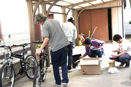 被災地に自転車を!!_f0063022_13485886.jpg