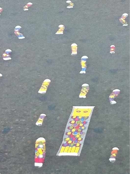 水の中で泳ぐ鯉のぼり (高知県いの町にて)_b0210827_215678.jpg