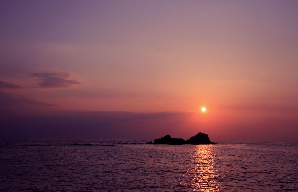 壁島夕景_d0074828_04243.jpg