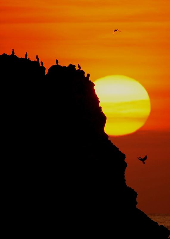 壁島の夕陽_d0074828_23272294.jpg