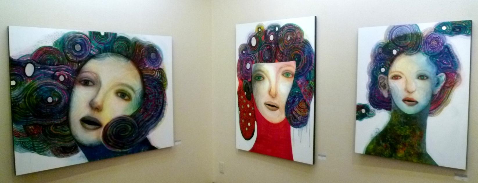1534) ③「多摩美術大学版画科OB展 2011」 さいとう 終了1月25日(火)~1月30日(日)_f0126829_10215825.jpg