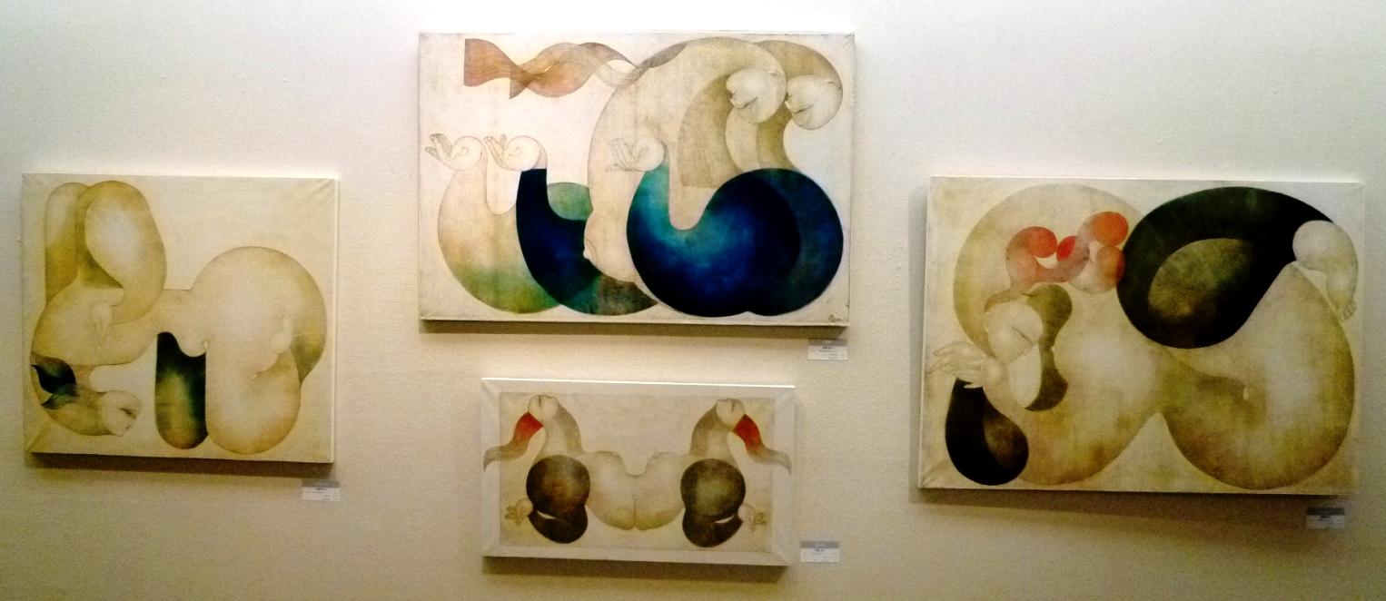 1534) ③「多摩美術大学版画科OB展 2011」 さいとう 終了1月25日(火)~1月30日(日)_f0126829_10421349.jpg