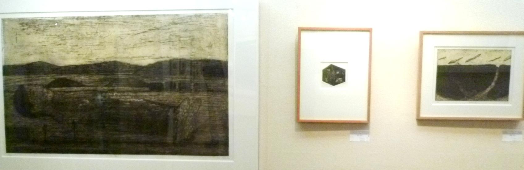 1534) ③「多摩美術大学版画科OB展 2011」 さいとう 終了1月25日(火)~1月30日(日)_f0126829_11204547.jpg